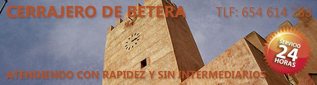 Cerrajeros Bétera